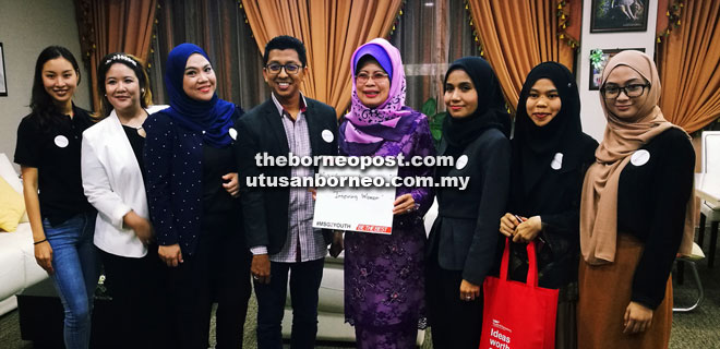 Fatimah's ministry to join hands with TEDxKenyalang